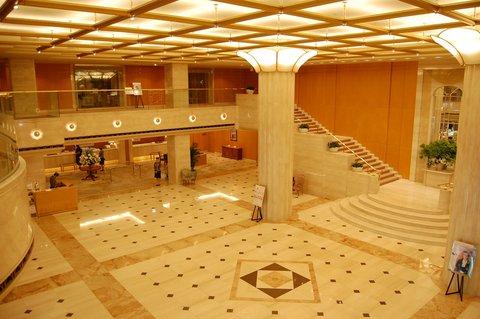 Hotel Nikko Fukuoka - Lobby view 2