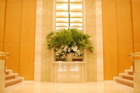 Hotel Nikko Fukuoka - Lobby view 3