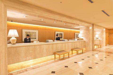 Hotel Nikko Fukuoka - Lobby view 4