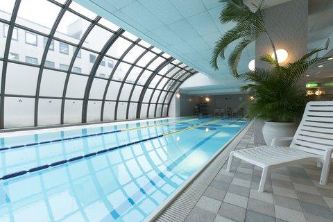Hotel Nikko Fukuoka - Pool view 1