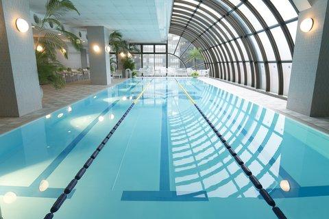 Hotel Nikko Fukuoka - Poolview 2