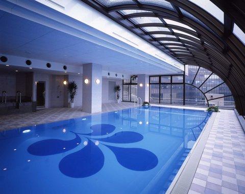 Hotel Nikko Fukuoka - Pool view 3