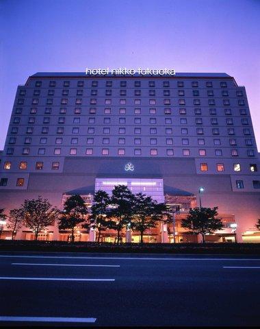 Hotel Nikko Fukuoka - Exterior View 2