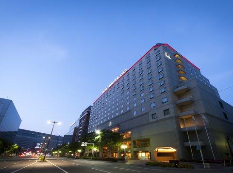 Hotel Nikko Fukuoka - Exterior View 5
