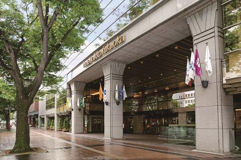 Hotel Nikko Fukuoka - Exterior View 6