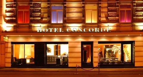 康科德酒店 - Exterior