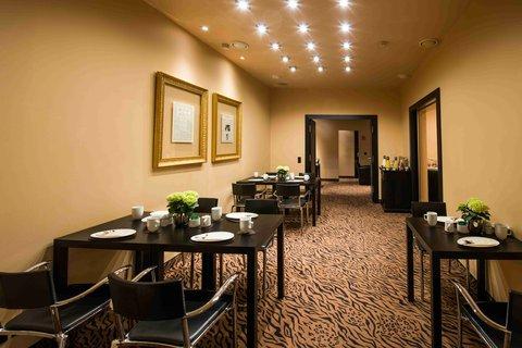 康科德酒店 - Breakfastroom