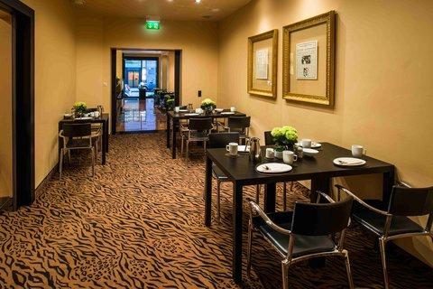康科德酒店 - Breakfastroom3