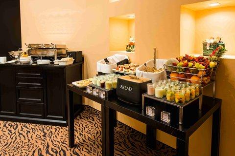康科德酒店 - Breakfastbuffet