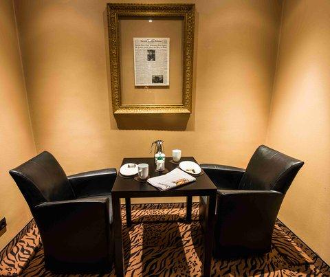 康科德酒店 - Breakfastroom4