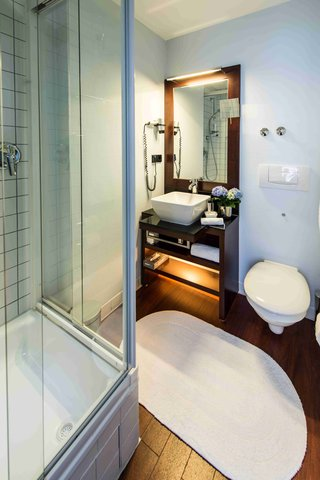 康科德酒店 - Bathroom