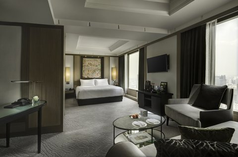悦榕度假酒店 - Serenity Club Bedroom