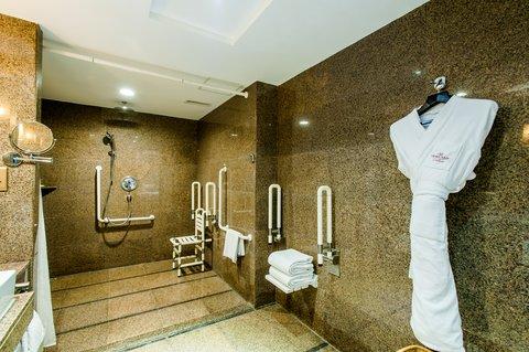 北京中关村皇冠假日酒店 - Guest Bathroom