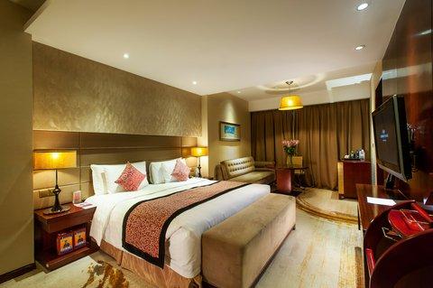 北京中关村皇冠假日酒店 - Guest Room