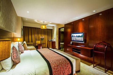 北京中关村皇冠假日酒店 - Deluxe Room