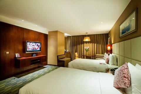 北京中关村皇冠假日酒店 - Superior Room