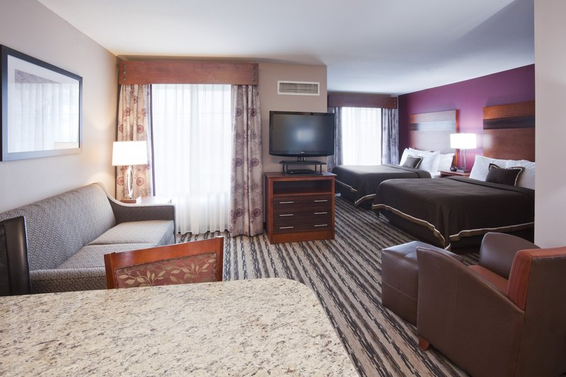 Extended Stay Hotels St Cloud Mn