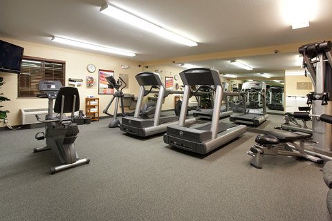 Candlewood Suites CHEYENNE - Stay active during your time with us in our great fitness room