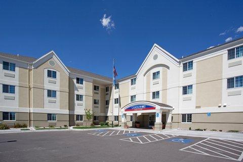 Candlewood Suites CHEYENNE - Hotel Exterior
