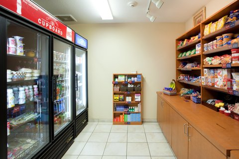 Candlewood Suites CHEYENNE - Our Candlewood Cupboard features a variety of meals  snacks   more