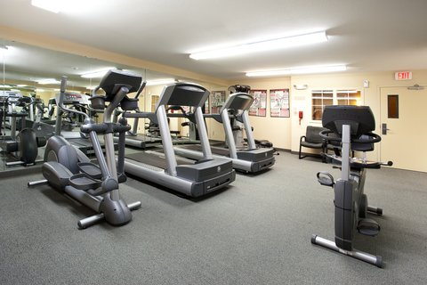 Candlewood Suites CHEYENNE - Stay active with our fitness center