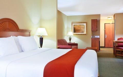 Holiday Inn Express & Suites LAKE ZURICH-BARRINGTON - Suite