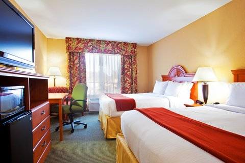 Holiday Inn Express & Suites LAKE ZURICH-BARRINGTON - Double Queen Bed Guest Room