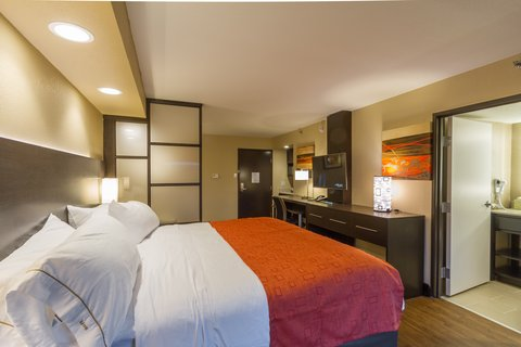 Holiday Inn Express & Suites SAN ANTONIO EAST - I10 - King Suite with Sofa bed