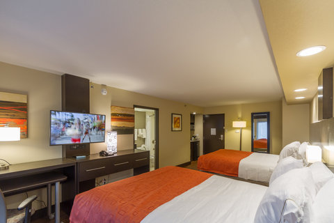 Holiday Inn Express & Suites SAN ANTONIO EAST - I10 - 2 Queen Beds