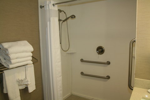 Holiday Inn Express & Suites SAN ANTONIO EAST - I10 - Roll-in shower