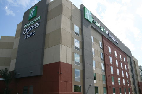 Holiday Inn Express & Suites SAN ANTONIO EAST - I10 - Hotel Exterior west side