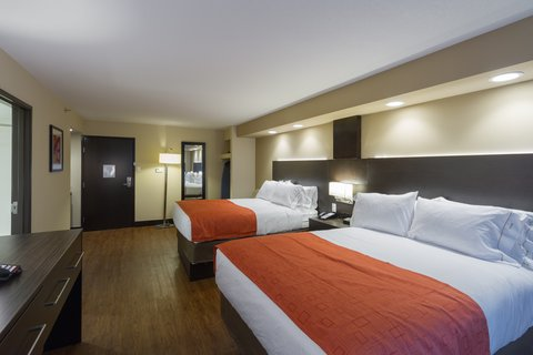 Holiday Inn Express & Suites SAN ANTONIO EAST - I10 - Double Bed Guest Room