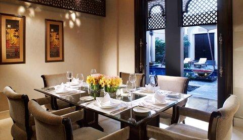 منتجع وسبا قصر العرين - Private dining