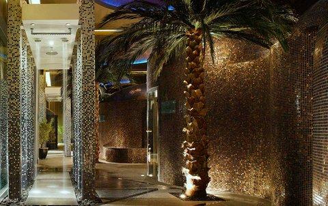 منتجع وسبا قصر العرين - Entrance