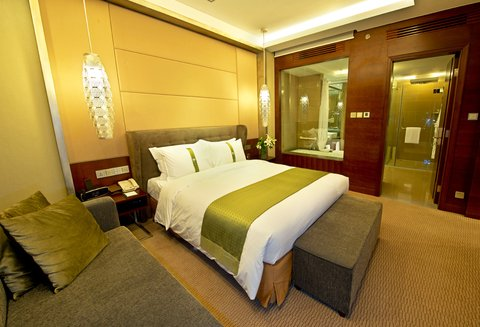 Holiday Inn Beijing Haidian - Guest Room