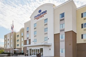 Exterior view - Candlewood Suites Fayetteville