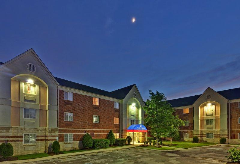 Candlewood Suites-Nashville - Thompsons Station, TN