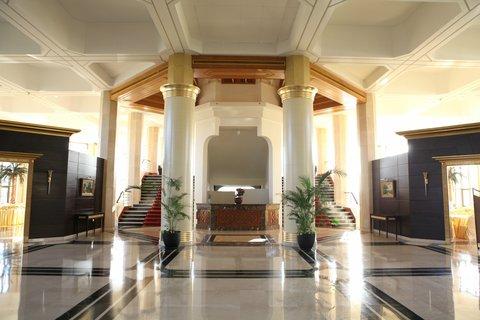 吉达洲际酒店 - Lobby Lounge