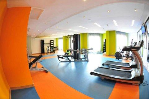 吉达洲际酒店 - Ladies Gym