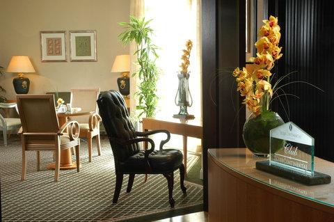 吉达洲际酒店 - Club Floor Lounge