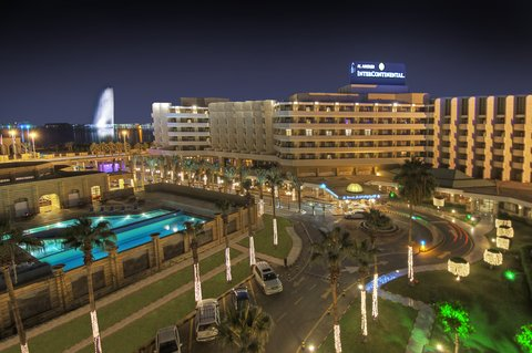 吉达洲际酒店 - Exterior
