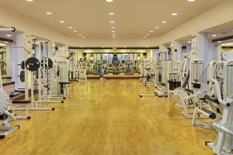 吉达洲际酒店 - Fitness Centre