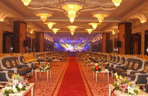 吉达洲际酒店 - Assultan Ballroom