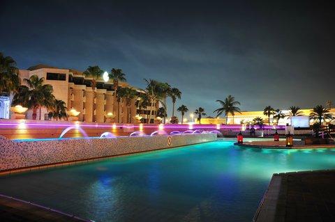 吉达洲际酒店 - Swimming Pool