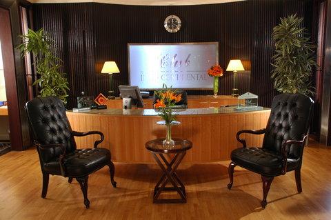 吉达洲际酒店 - Business Center