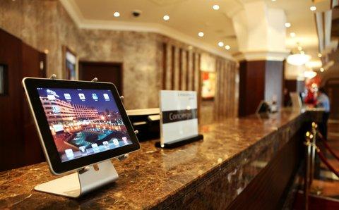 吉达洲际酒店 - Concierge