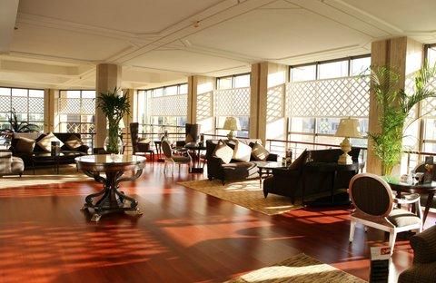 吉达洲际酒店 - Part of the Hotel Lobby