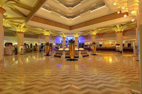 吉达洲际酒店 - Hotel Lobby