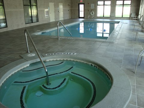 Holiday Inn Express & Suites BORGER - Borger Whirlpool