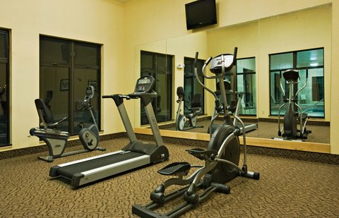 Holiday Inn Express & Suites BORGER - Borger Fitness Center